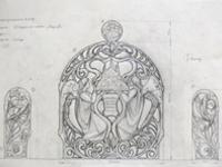 Эскиз ворот / «Gate» Sketch