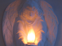Ангел. Светильник / Angel. Lamp