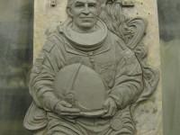 Л. Каденюк, мемориальная доска, Киев / L. Kadenyuk, Memorial plaque